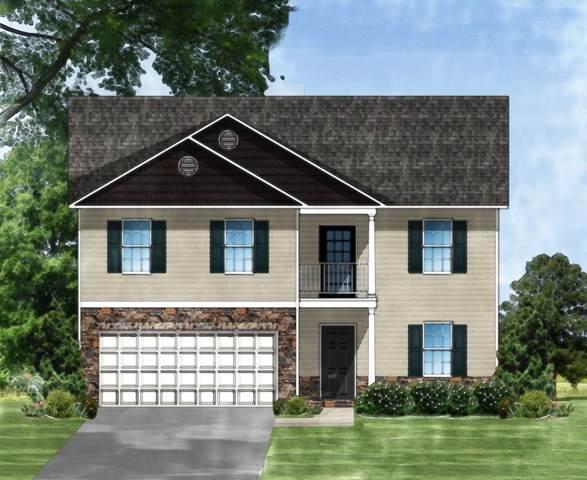 498 Geranium Street, Graniteville, SC 29829 (MLS #470086) :: Better Homes and Gardens Real Estate Executive Partners