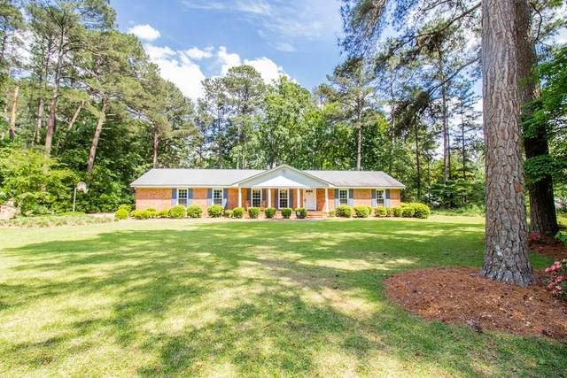 306 Pine Knoll Lane Ext, Edgefield, SC 29824 (MLS #470090) :: RE/MAX River Realty