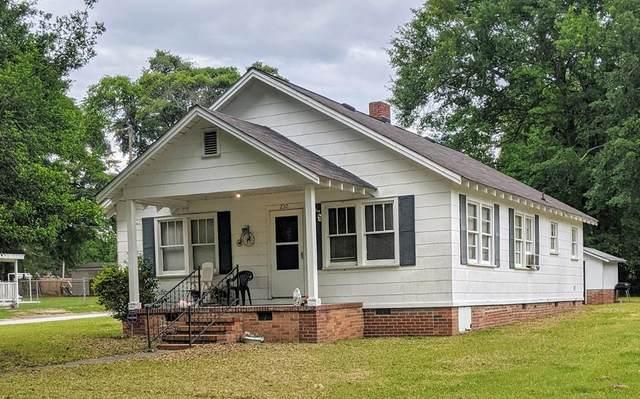 230 Hickory Street, Gloverville, SC 29828 (MLS #470174) :: Rose Evans Real Estate