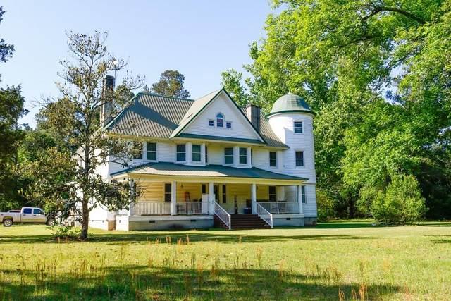 160 Wilson Road, Warrenville, SC 29851 (MLS #470178) :: Rose Evans Real Estate