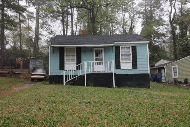 666 Seymour Drive, North Augusta, SC 29841 (MLS #470183) :: Rose Evans Real Estate