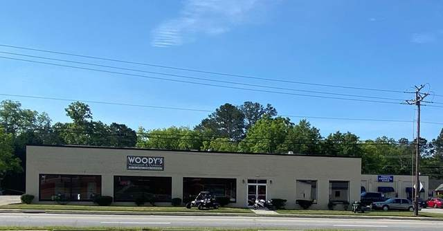 133  135 W Hill Street, Thomson, GA 30824 (MLS #470200) :: REMAX Reinvented | Natalie Poteete Team