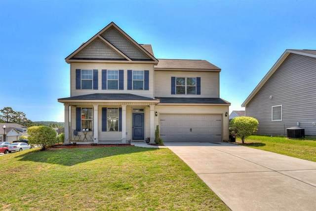 4022 Corner Stroll Lane, Aiken, SC 29801 (MLS #470332) :: For Sale By Joe | Meybohm Real Estate