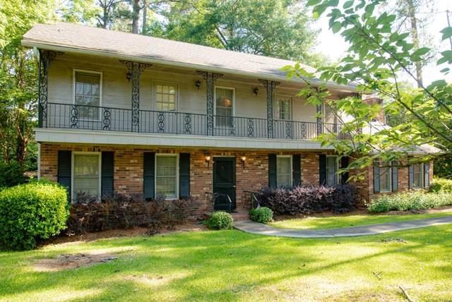2703 Wellington Drive, Augusta, GA 30909 (MLS #470366) :: Southeastern Residential