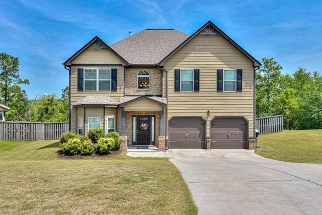 3667 Dwyer Lane, Aiken, SC 29801 (MLS #470395) :: Better Homes and Gardens Real Estate Executive Partners