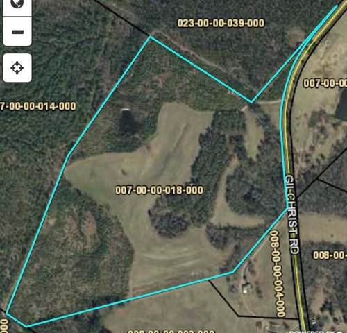 0 Gilchrist Road, McCormick, SC 29835 (MLS #470413) :: RE/MAX River Realty