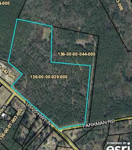 900 Us Highway 25, Edgefield, SC 29824 (MLS #470415) :: RE/MAX River Realty