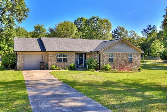215 Pine Valley Drive E, Waynesboro, GA 30830 (MLS #470431) :: REMAX Reinvented | Natalie Poteete Team