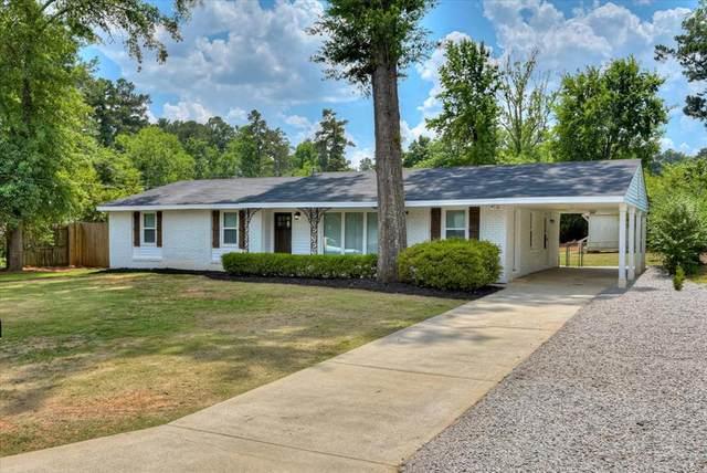 2622 Springwood Drive, Augusta, GA 30904 (MLS #470538) :: Rose Evans Real Estate