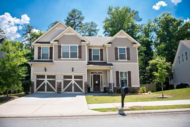 5625 Sunbury Loop, Evans, GA 30809 (MLS #470558) :: Shannon Rollings Real Estate