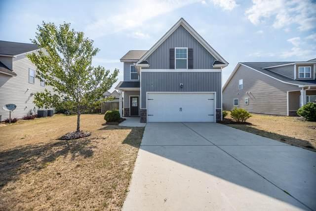 1011 Gentle Bend, Graniteville, SC 29829 (MLS #470572) :: Rose Evans Real Estate