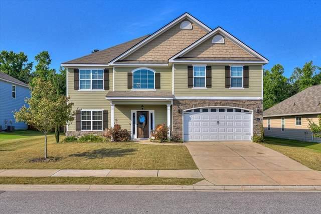210 Carlow Drive, Grovetown, GA 30813 (MLS #470580) :: REMAX Reinvented | Natalie Poteete Team