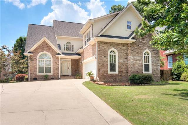 4 Skinners Mill Place, Augusta, GA 30909 (MLS #470601) :: RE/MAX River Realty