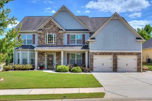 167 Seaton Avenue, Grovetown, GA 30813 (MLS #470610) :: Southeastern Residential