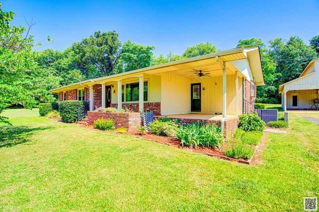 746 Spread Oak Road, Keysville, GA 30816 (MLS #470619) :: Rose Evans Real Estate