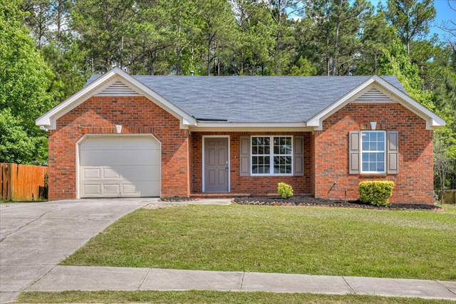 4522 Pineview Lane, Hephzibah, GA 30815 (MLS #470623) :: RE/MAX River Realty