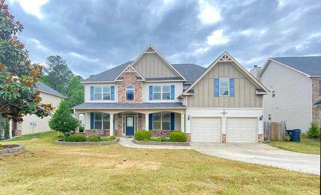 6076 Reynolds Circle, Grovetown, GA 30813 (MLS #470639) :: Rose Evans Real Estate