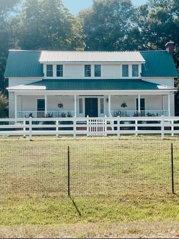 1425 Flat Rock Road, Tignall, GA 30668 (MLS #470648) :: The Starnes Group LLC