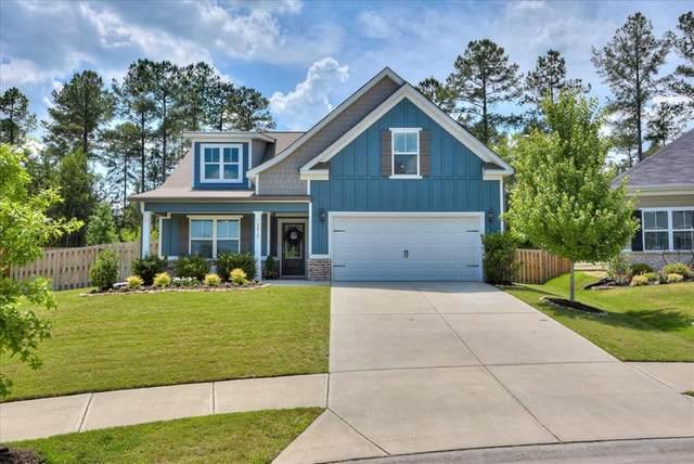 5810 Whispering Pines Way, Evans, GA 30809 (MLS #470656) :: Young & Partners