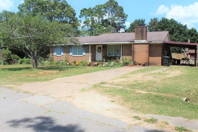 909 E Sheraton Drive, Washington, GA 30673 (MLS #470673) :: The Starnes Group LLC