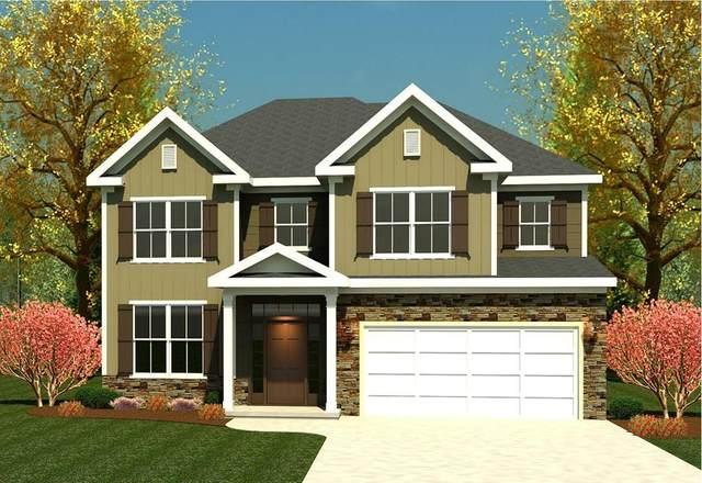 Lot 8 Hampton Drive, North Augusta, SC 29860 (MLS #470697) :: Rose Evans Real Estate