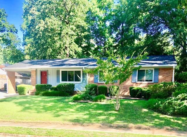 211 Gardners Mill Road, Augusta, GA 30907 (MLS #470699) :: REMAX Reinvented   Natalie Poteete Team