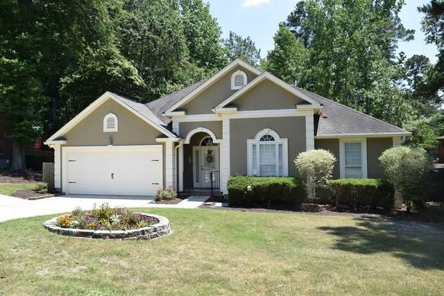 4160 Bent Tree Lane, Martinez, GA 30907 (MLS #470722) :: RE/MAX River Realty