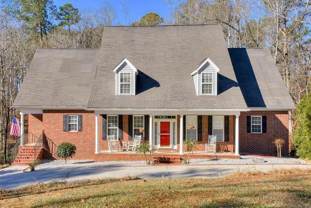 337 Canterbury Drive, Evans, GA 30809 (MLS #470734) :: Shannon Rollings Real Estate