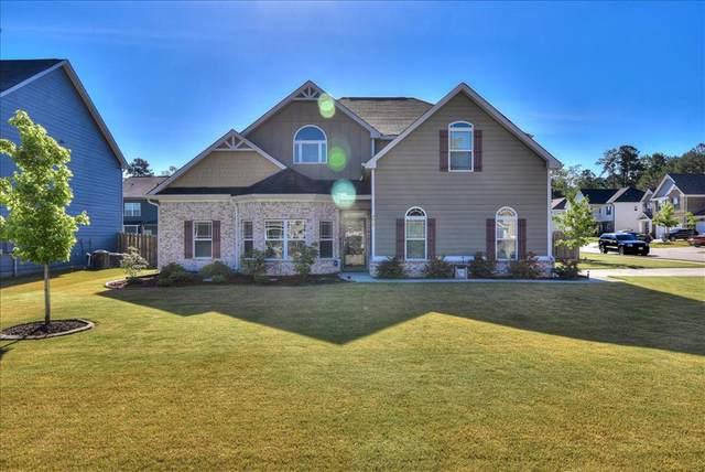4615 Coldwater Street, Grovetown, GA 30813 (MLS #470823) :: Southeastern Residential