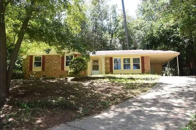 3016 Pinewood Drive, Augusta, GA 30906 (MLS #470836) :: Southeastern Residential