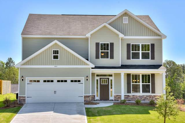 1250 Gregory Landing Drive, North Augusta, SC 29860 (MLS #470837) :: REMAX Reinvented | Natalie Poteete Team