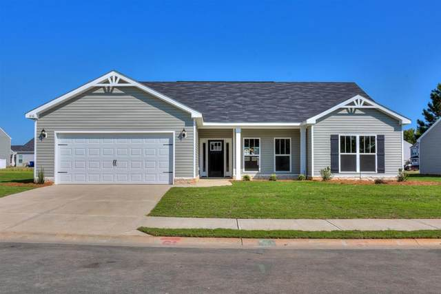 327 Fox Haven Drive, Aiken, SC 29803 (MLS #470905) :: Young & Partners