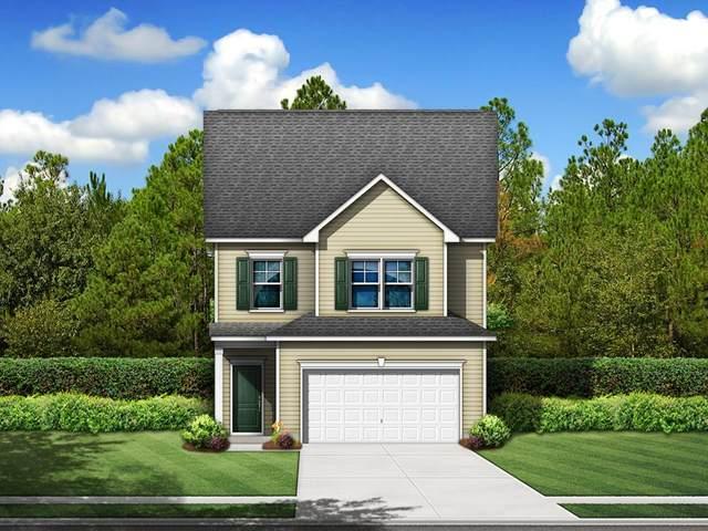 577 Count Fleet Court, Graniteville, SC 29829 (MLS #470939) :: Rose Evans Real Estate