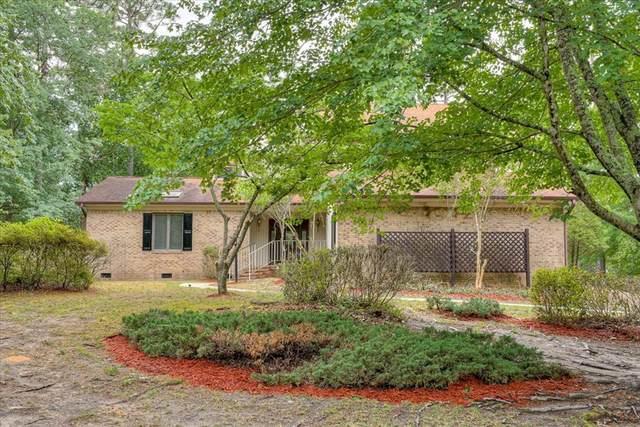 204 Chardonnay Lane, Aiken, SC 29803 (MLS #470957) :: RE/MAX River Realty