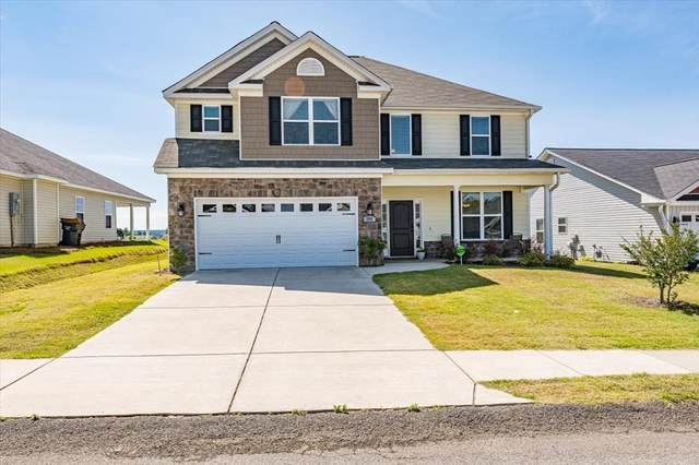 584 Raleigh Drive, Graniteville, SC 29829 (MLS #470969) :: Young & Partners