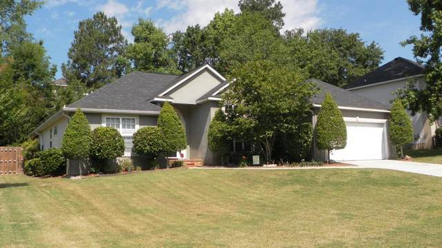 4911 Orchard Hill Drive, Grovetown, GA 30813 (MLS #470978) :: REMAX Reinvented   Natalie Poteete Team