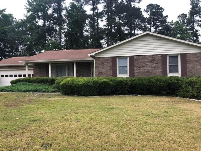 4525 Glennwood Drive, Evans, GA 30809 (MLS #470992) :: REMAX Reinvented   Natalie Poteete Team