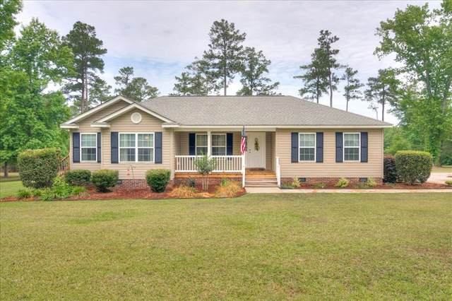 155 Bland Baptist Road, Johnston, SC 29832 (MLS #471019) :: Better Homes and Gardens Real Estate Executive Partners