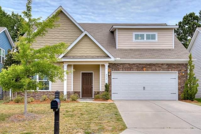 273 Tulip Drive, Evans, GA 30809 (MLS #471072) :: REMAX Reinvented | Natalie Poteete Team
