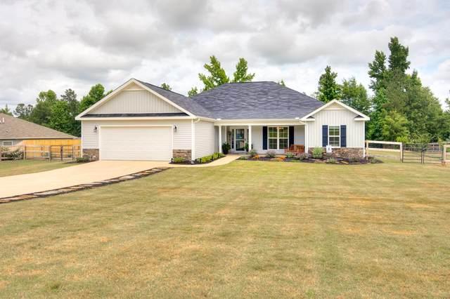 6612 Kiawah Trail, Aiken, SC 29803 (MLS #471081) :: Shannon Rollings Real Estate