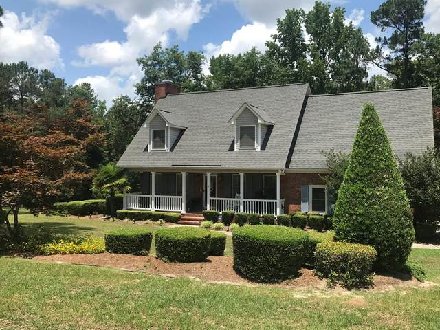 9 Foxdale Court, Aiken, SC 29803 (MLS #471083) :: Better Homes and Gardens Real Estate Executive Partners