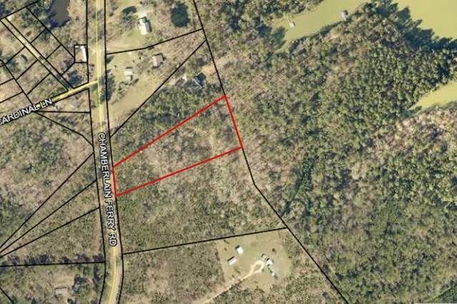 Lot B-2 Chamberlain Ferry Road, Lincoln, GA 30817 (MLS #471084) :: REMAX Reinvented | Natalie Poteete Team