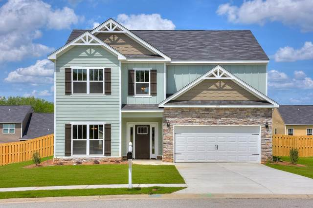 1254 Gregory Landing Drive, North Augusta, SC 29860 (MLS #471131) :: Better Homes and Gardens Real Estate Executive Partners