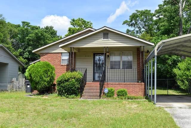2403 North Carolina Avenue, Augusta, GA 30906 (MLS #471136) :: Rose Evans Real Estate