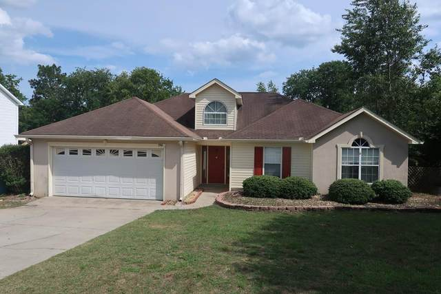 198 Eagle Lake Road, North Augusta, SC 29841 (MLS #471157) :: Young & Partners
