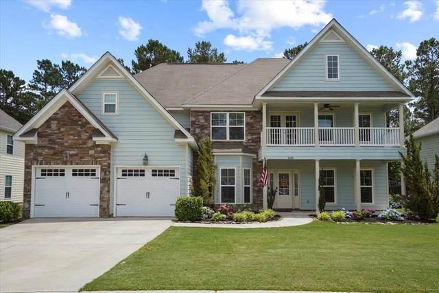 833 Leyland Lane, Evans, GA 30809 (MLS #471159) :: RE/MAX River Realty