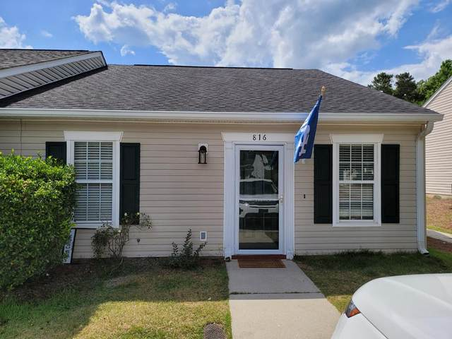 816 Fripp Court, Evans, GA 30809 (MLS #471162) :: Better Homes and Gardens Real Estate Executive Partners
