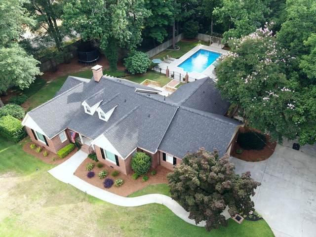 213 Oak Lane, Waynesboro, GA 30830 (MLS #471169) :: REMAX Reinvented | Natalie Poteete Team