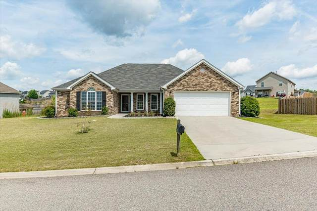 7203 Roundstone Drive, Graniteville, SC 29829 (MLS #471183) :: Young & Partners