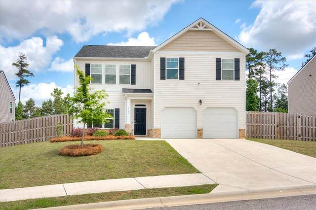 1186 Fawn Forest Road, Grovetown, GA 30813 (MLS #471190) :: REMAX Reinvented | Natalie Poteete Team